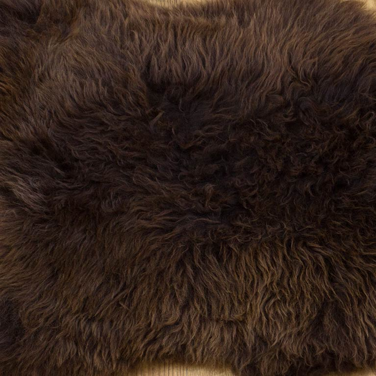 Brown Sheepskin